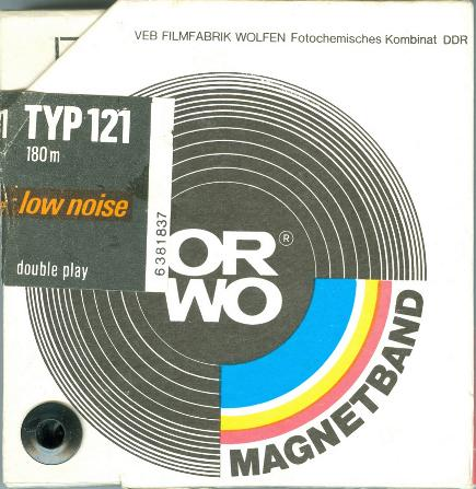 TYP121 low noise 180m