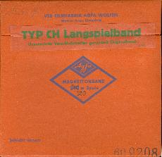CH Langspielband 350m